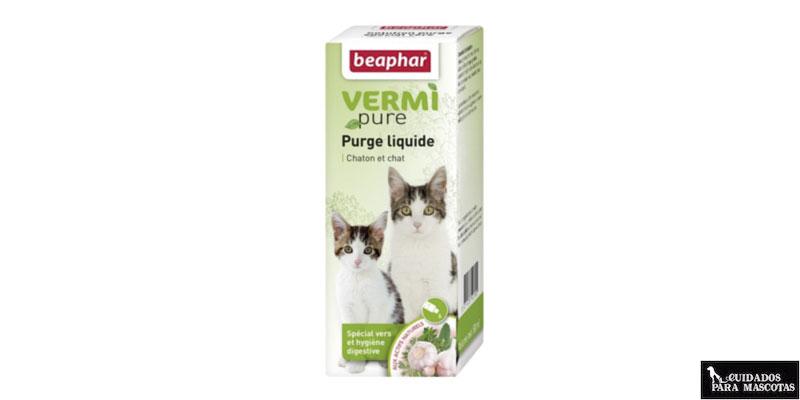 Antiparasitarios para gatos de origen natural