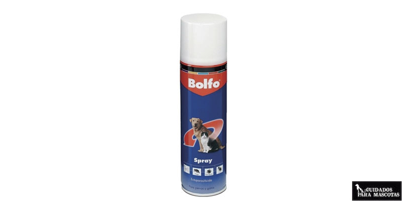 spray antiparasitos de bolfo