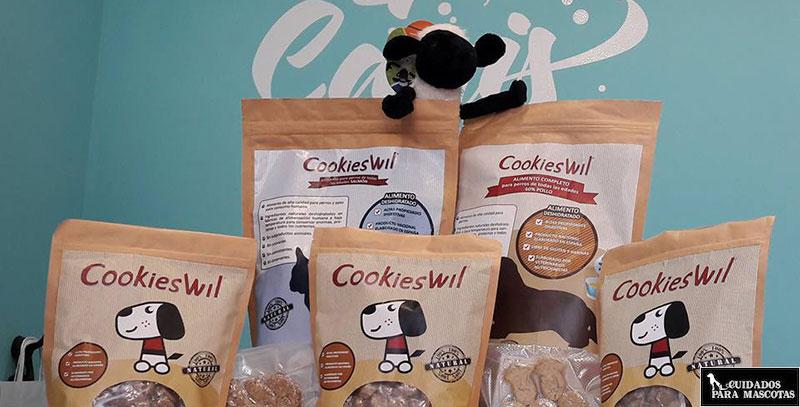 CookiesWil, comida real para perros