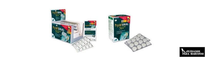 Hyaloral en pastillas