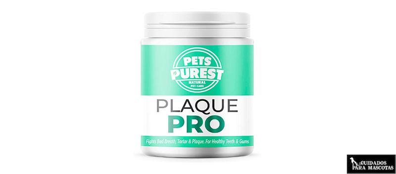Plaque Pro de Pets Purest