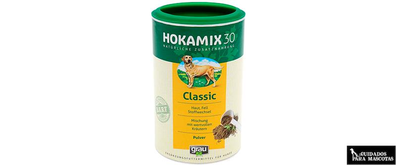Hokamix en polvo para tu perro