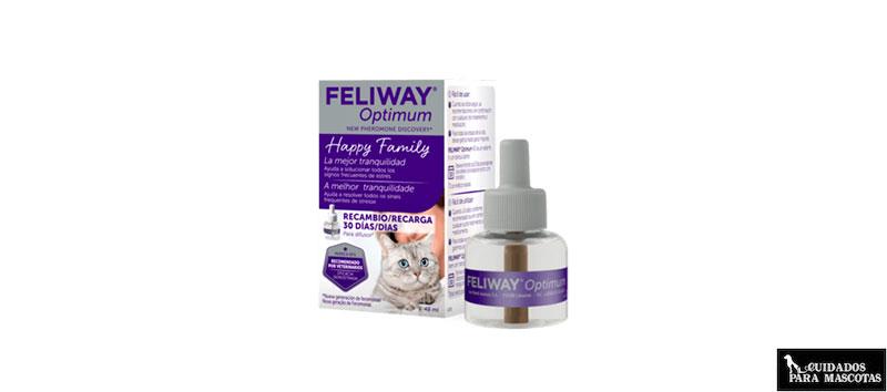 Feliway Optimum para problemas de comportamiento