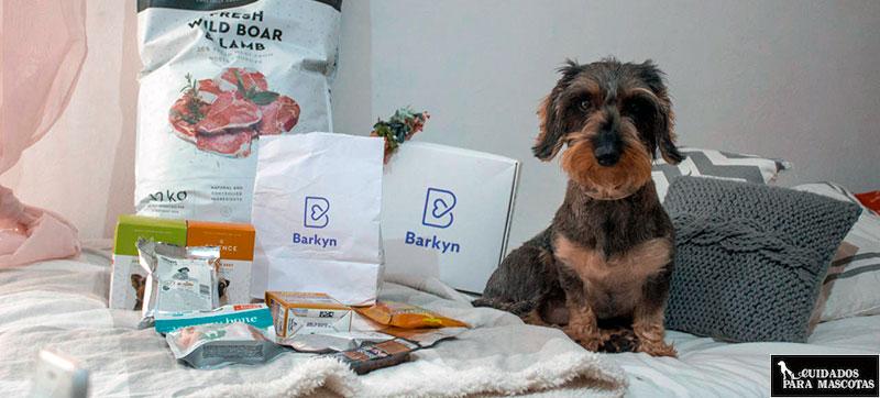 Pienso veterinario Barkyn